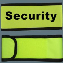 Wrap Armband - Security